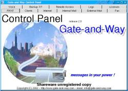 Click to view Gate-and-Way Voice 2.2 screenshot